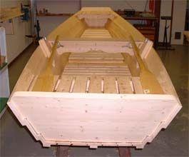 schiff selber bauen